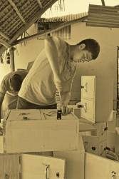 furniture making volunteer intern tanzania africa